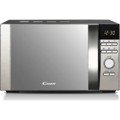 Hoover CDW20DSS-DXSolo Microwave - Silver