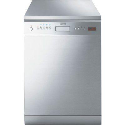 Smeg Semi-Professional LP364XS Standard Dishwasher - Stainless Steel