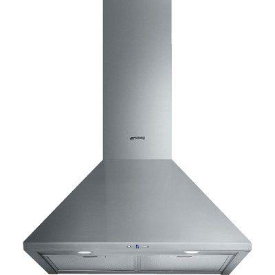 Smeg Cucina KSA600HXE 60 cm Chimney Cooker Hood