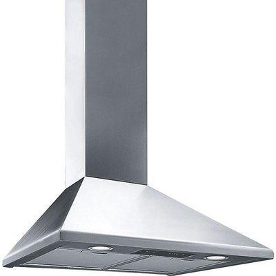 Smeg KSED65XE 60cm Chimney Cooker Hood Stainless Steel