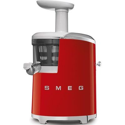 Smeg 50s Retro Style SJF01RDUK Juicer - Red