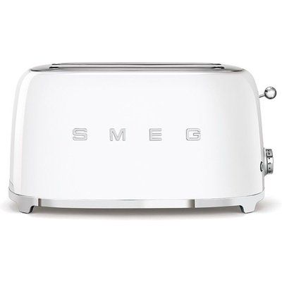 Smeg TSF02WHUK 4-Slice Toaster - White