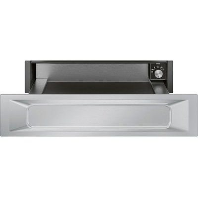 Smeg Victoria CPR915X Built In Warming Drawer - Stainless Steel
