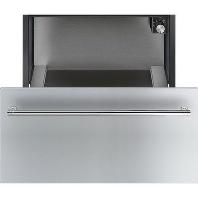 Smeg Classic CR329X Built In Warming Drawer - Stainless Steel