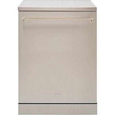 Smeg DFA13T3X Standard Dishwasher - Stainless Steel