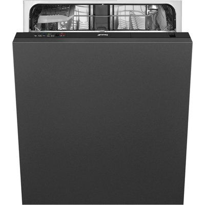 Smeg DI12E1 Fully Integrated Standard Dishwasher