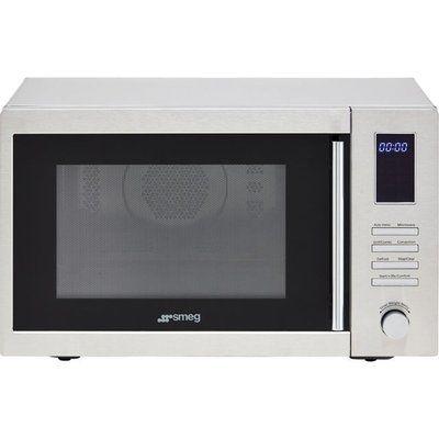 Smeg MOE34CXIUK 34 Litre Combination Microwave Oven