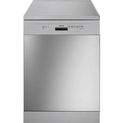 Smeg DFD13E2X Full-size Dishwasher - Stainless Steel & Silver