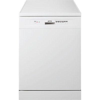 Smeg DFD13E1WH Full-size Dishwasher - White