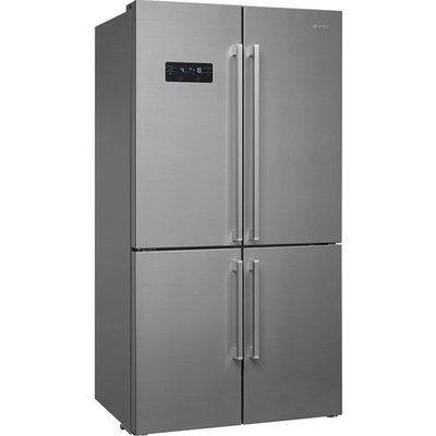 Smeg FQ60XDF American Fridge Freezer - Stainless Steel