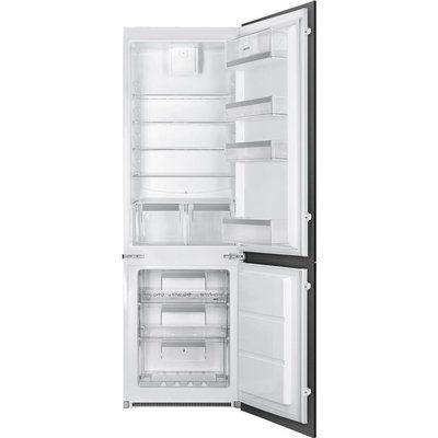 Smeg UKC8173N1F Integrated 70/30 Fridge Freezer