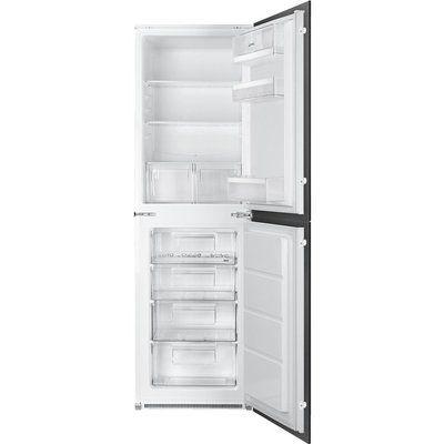 Smeg UKC4172F Integrated 50/50 Fridge Freezer