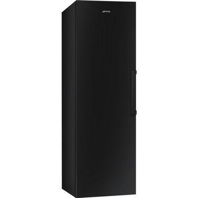 Smeg UKFF18EN2HB Frost Free Upright Freezer - Black