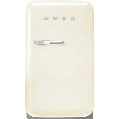 Smeg Right Hand Hinge FAB5RCR5 Fridge - Cream