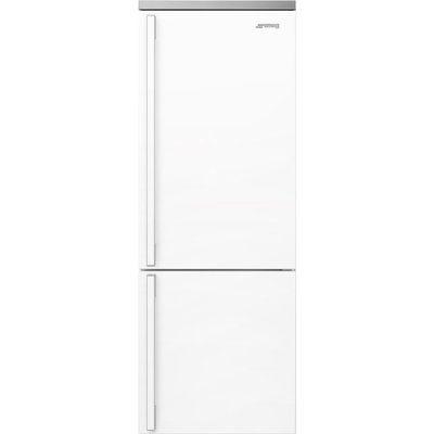 Smeg FA490RWH5 Frost Free Fridge Freezer - White