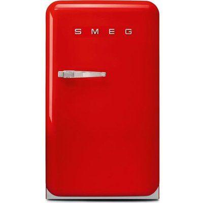Smeg FAB10HRRD5 Fridge - Red