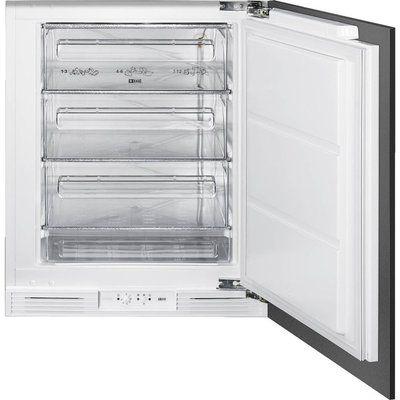 Smeg UKU8F082DF1 Integrated Undercounter Freezer