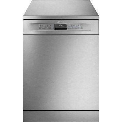 Smeg DF344BX Standard Dishwasher - Silver
