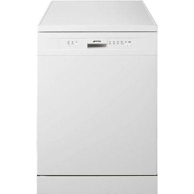 Smeg DFD211DSW Standard Dishwasher - White