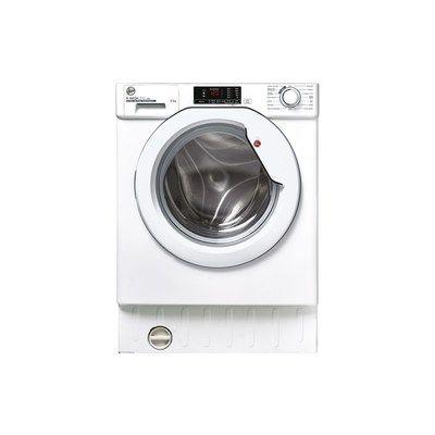 Refurbished Hoover H-Wash 300 HBWS49D1E Integrated 9KG 1400 Spin Washing Machine
