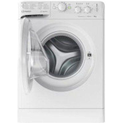Indesit MTWC91284WUK 9kg 1200rpm Spin Freestanding Washing Machine