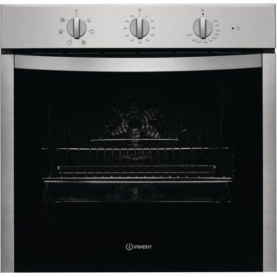 Indesit Aria DFW 5530 IX Electric Oven - Stainless Steel