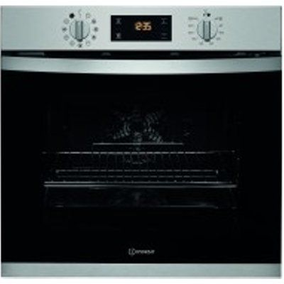 Indesit IFW 3841PIX UK 71L Built-in Electric Single Oven