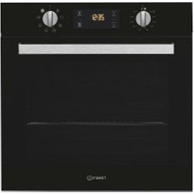 Indesit IFW6340BLUK 66L Built-in Electric Single Oven