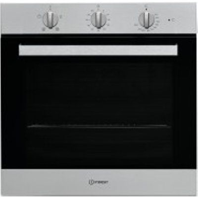Indesit Aria IFW6330IXUK 66L Built-In Electric Single Oven