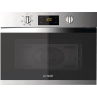 Indesit MWI3443IX 40L 900W Built-In Microwave with Grill