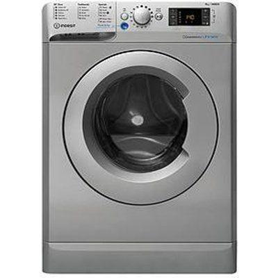 Indesit BWE91484XSUK 9kg Washing Machine - Silver