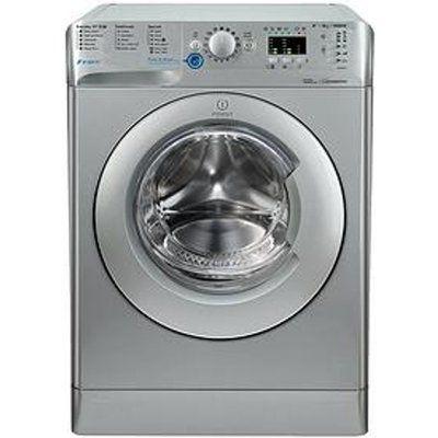 Indesit BWA81483XSUK 8kg Load 1400rpm Washing Machine