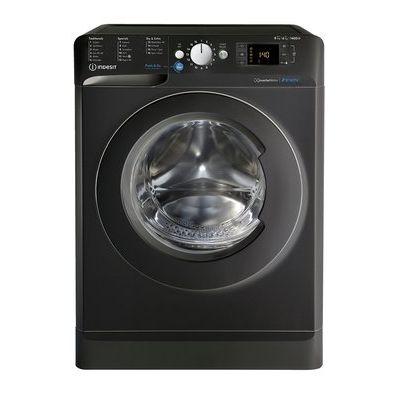 Indesit Washer Dryer XWDE 861480X K 8 kg - Black