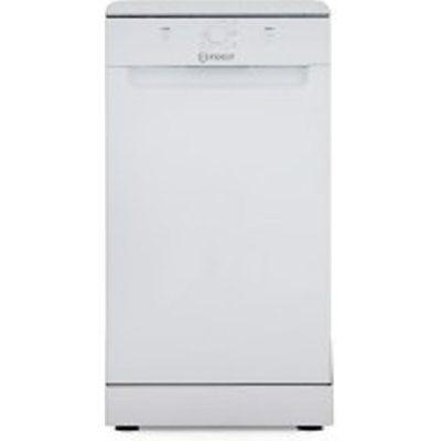 Indesit DSFE1B10 10 Place Setting Slimline Dishwasher
