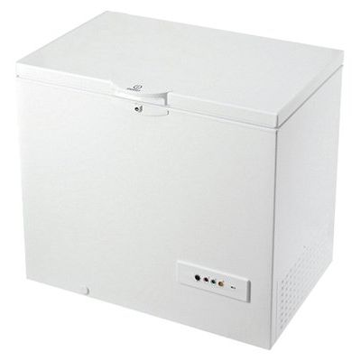 Indesit OS 1A 250 H 2.1 A+ Rated Chest Freezer - White
