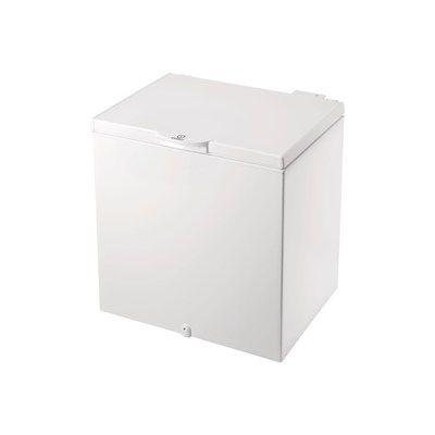 INDESIT OS1A200H2 204 Litre Chest Freezer 65cm Deep 80cm Wide - White