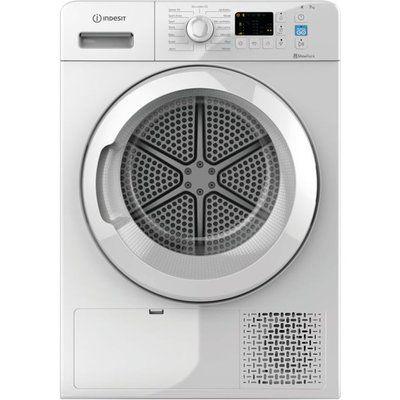 Indesit YTM1071RUK 7Kg Heat Pump Tumble Dryer - White