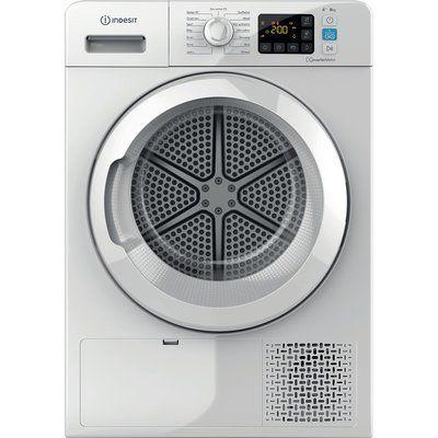 Indesit YTM1081R 8KG Heat Pump Tumble Dryer - White