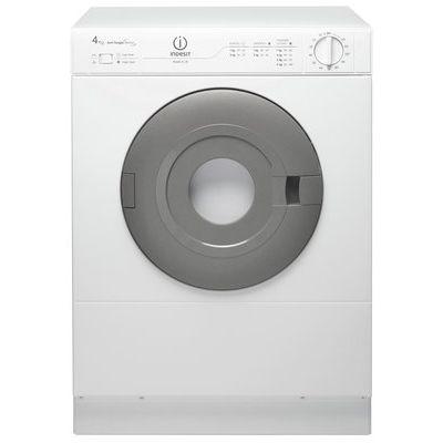 Indesit NIS41V 4KG Vented Tumble Dryer - White