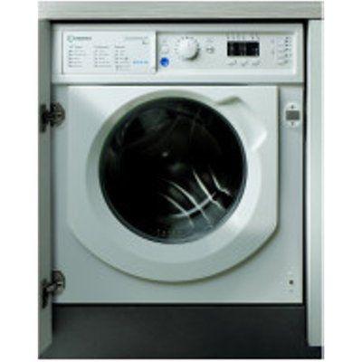 Indesit BI WMIL 81284 UK A+++ Rated 8kg 1200rpm Washing Machine