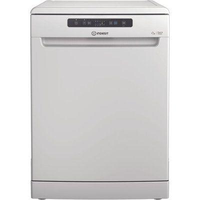 Indesit DFC2B+16UK Standard Dishwasher - White