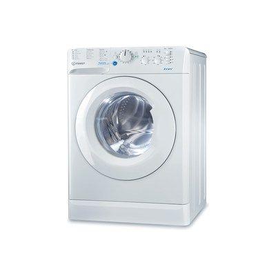 Indesit BWSC61251XWUKN Innex 6kg 1200rpm Freestanding Washing Machine - White