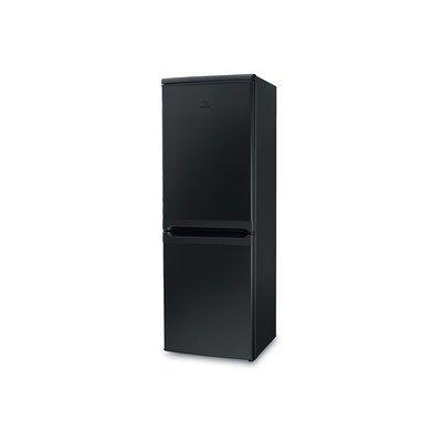 Indesit IBD5515B1 Low Frost 60-40 Freestanding Fridge Freezer - Black