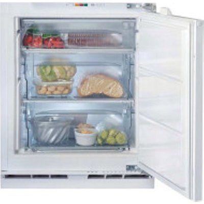 Indesit IZA1.UK1 91L Integrated Undercounter Freezer