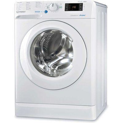Indesit Innex BDE 961483X W UK N 9 kg Washer Dryer - White