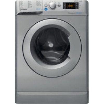 Indesit BDE861483XSUKN 8kg Wash 6kg Dry 1400rpm Washer Dryer