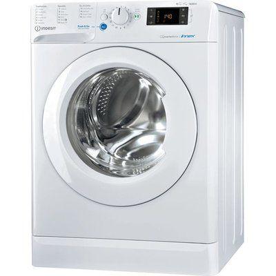 Indesit BDE1071682XWUKN 10Kg / 7Kg Washer Dryer - White