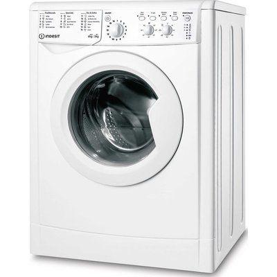 Indesit Ecotime IWDC 65125 6 kg Washer Dryer - White