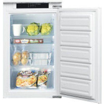 Indesit INF901EAA1 100L Upright Freezer - White