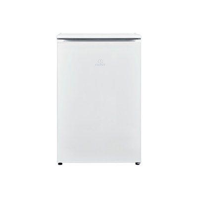 Indesit I55ZM1110W1 84x54cm 102L Under Counter Freestanding Freezer - White